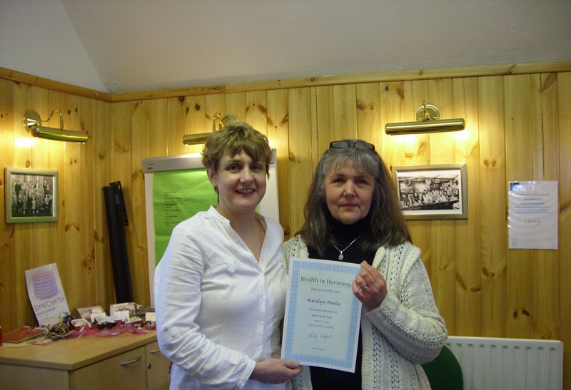 lesley-and-marilyn-reiki-certificates